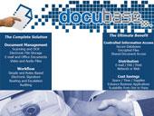Docubase Trade Show Booth
